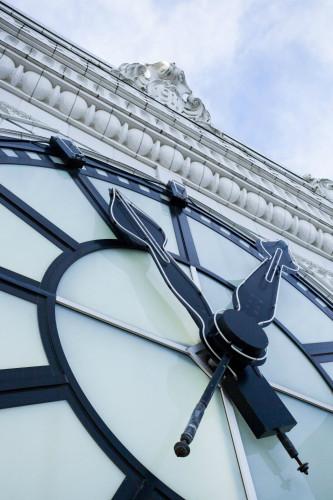 Vancouver Block Clock