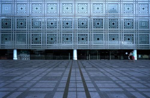 Institute de monde arabe paris 2013