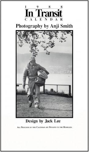 in transit calendar cover 1988