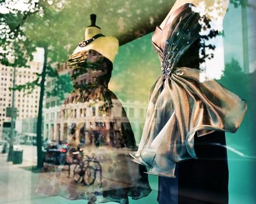 luly yang dress reflection